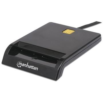 Устройство для считывания карт Smart USB внешний конт. доставка товаров из Польши и Allegro на русском