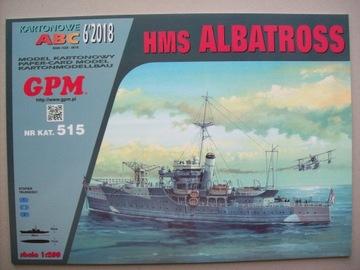 GPM 6/18 HMS Albatross доставка товаров из Польши и Allegro на русском