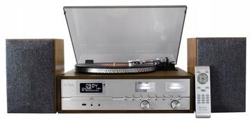 ПРОИГРЫВАТЕЛЬ CD MP3 РАДИО DAB+ FM BLUETOOTH AUX-IN USB доставка товаров из Польши и Allegro на русском