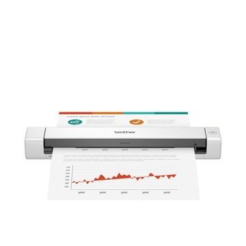 Brother DS-640 сканер мобильный преемник DS-620 доставка товаров из Польши и Allegro на русском