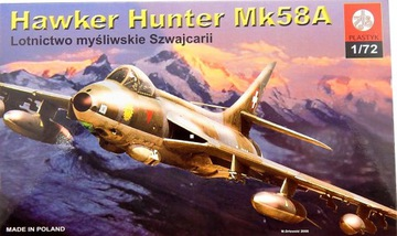 A3990 Модель самолета для склеивания Mk58A Hawker доставка товаров из Польши и Allegro на русском