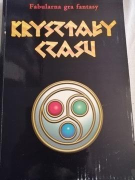Kryształy Czasu Fabularna gra fantasy доставка товаров из Польши и Allegro на русском