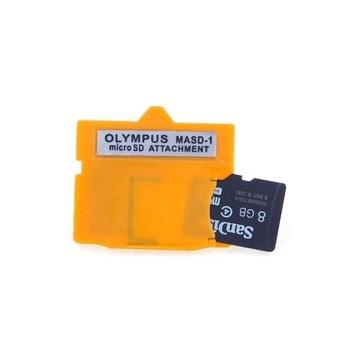 (xD) Адаптер MASD-1 Micro-SD/SDHC на XD Olympus доставка товаров из Польши и Allegro на русском