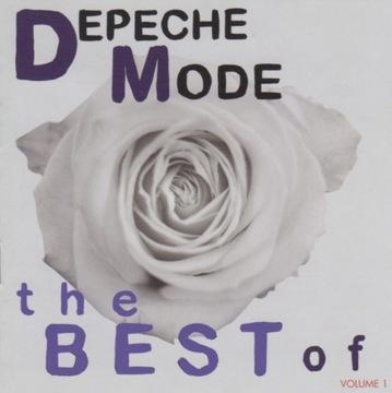 DEPECHE MODE: THE BEST OF VOLUME 1 (CD) СОСТОЯНИЕ ОЧ. доставка товаров из Польши и Allegro на русском