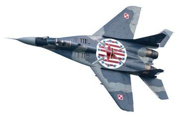 MiG-29A Fulcrum Polskie barwy D-97 1:72 доставка товаров из Польши и Allegro на русском