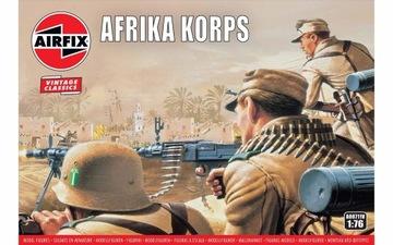Airfix A00711V WWII Afrika Corps доставка товаров из Польши и Allegro на русском