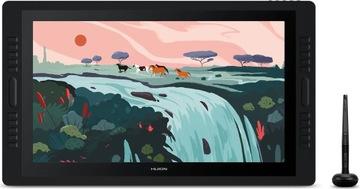 Графический планшет 23,8 дюйма Huion Kamvas Pro 24 QHD доставка товаров из Польши и Allegro на русском