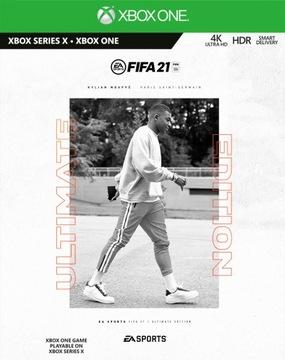 FIFA 21 PL XBOX ONE Ultimate PL FIFA 2021 доставка товаров из Польши и Allegro на русском