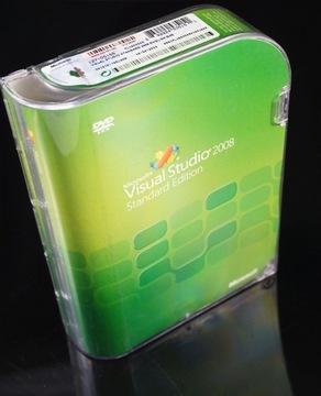 Visual Studio 2008 Standard (ПОЛНАЯ коробочная ВЕРСИЯ) доставка товаров из Польши и Allegro на русском