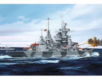 TRUMPETER 05776 - 1:700 Admiral Hipper 1941 доставка товаров из Польши и Allegro на русском