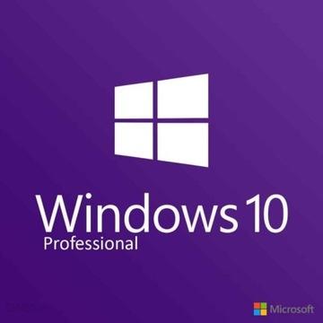 ОРИГИНАЛЬНЫЙ Microsoft Windows 10 Pro Professional доставка товаров из Польши и Allegro на русском