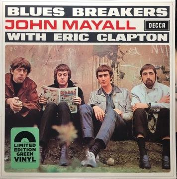 John Mayall Eric Clapton Blues Breakers LP GREEN доставка товаров из Польши и Allegro на русском