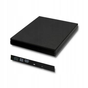 Корпус USB КАРМАН для дисковода CD DVD SATA 12,7 мм  доставка товаров из Польши и Allegro на русском