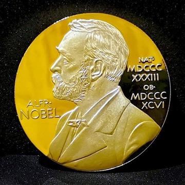 NAGRODA NOBLA - Medal Noblowski доставка товаров из Польши и Allegro на русском