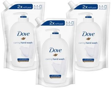 Dove для Ухода за жидкое Мыло Запас 3 x 500 мл доставка товаров из Польши и Allegro на русском