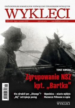 KWARTALNIK WYKLĘCI 3 19/2020 Narodowe Siły Zbrojne доставка товаров из Польши и Allegro на русском