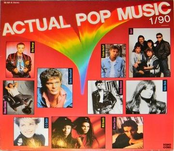 Actual Pop Music 1/90 SKŁ 2x12'' Fancy Blue System доставка товаров из Польши и Allegro на русском