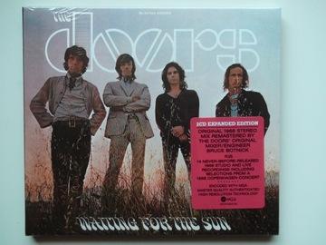 THE DOORS - Waiting For The Sun FOLIA 2CD EXPANDED доставка товаров из Польши и Allegro на русском