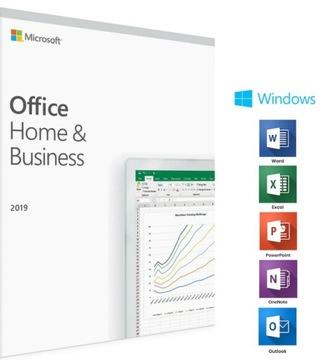 Microsoft Office Home and Business 2019 ru WINDOWS доставка товаров из Польши и Allegro на русском