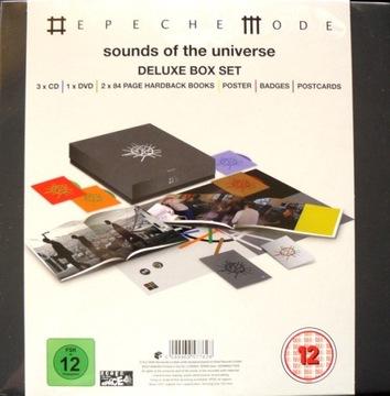 Depeche Mode – Sounds Of The Universe Deluxe Box доставка товаров из Польши и Allegro на русском