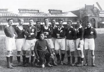 Открытка - 1924 Полония Варшава доставка товаров из Польши и Allegro на русском