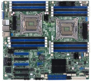 PŁYTA GŁÓWNA INTEL S2600CP LGA2011 DDR3 E99552-510 доставка товаров из Польши и Allegro на русском