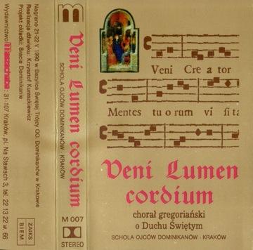 Veni lumen cordium Chorał Gregoriański  доставка товаров из Польши и Allegro на русском
