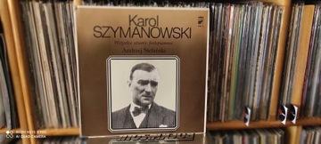 KAROL SZYMANOWSKI - VOL.1,2,3,5 (4lp) доставка товаров из Польши и Allegro на русском