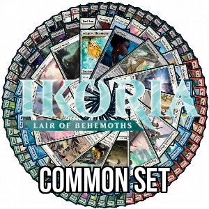 Ikoria Common Set (101 карт) доставка товаров из Польши и Allegro на русском