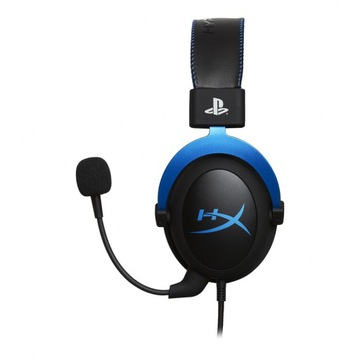 HYPERX Наушники Cloud Gaming синие PS4 доставка товаров из Польши и Allegro на русском