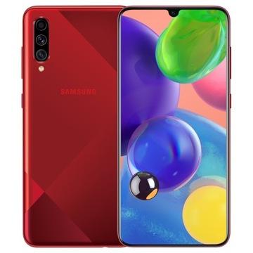 Samsung Galaxy A70s Czerwony A707F/DS 8/128 GB доставка товаров из Польши и Allegro на русском