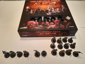 The Walking Dead: All Out War Core Set доставка товаров из Польши и Allegro на русском