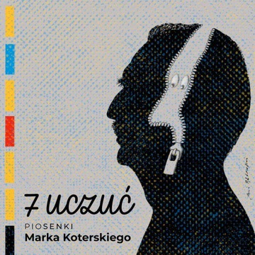 7 uczuć. Piosenki Marka Koterskiego [CD]. Koterski доставка товаров из Польши и Allegro на русском