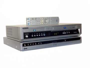 LG NAGR. DVD-HDD 160GB + VCR ~ Przegraj VHS na DVD доставка товаров из Польши и Allegro на русском
