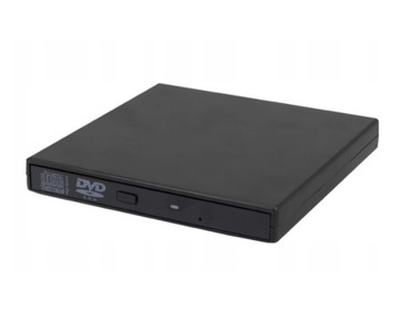 OBUDOWA NAPĘD CD/DVD SLIM NA USB SATA KIESZEŃ доставка товаров из Польши и Allegro на русском