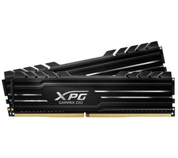 RAM память Adata XPG Gammix D10 DDR4 16 ГБ CL16  доставка товаров из Польши и Allegro на русском