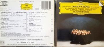 OPERN - CHORE ORCHESTERDER DEUTSCHEN OPER ... CD доставка товаров из Польши и Allegro на русском