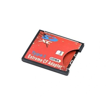 Адаптер SD для CF Type I SDHC, SDXC, Compact Flash доставка товаров из Польши и Allegro на русском