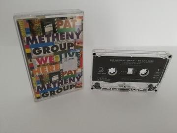 Pat Metheny Group - We Live Here доставка товаров из Польши и Allegro на русском