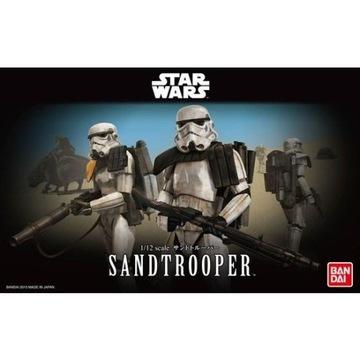 Bandai Star Wars Sandtrooper 1/12 Scale доставка товаров из Польши и Allegro на русском