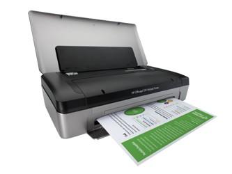 Мобильный принтер HP OfficeJet 100 Аккумулятор Пополните. доставка товаров из Польши и Allegro на русском