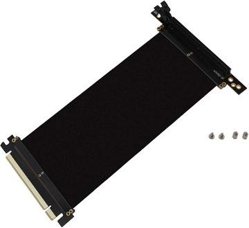Kabel elastyczny EZDIY PCI Express 16xGPU-20cm доставка товаров из Польши и Allegro на русском
