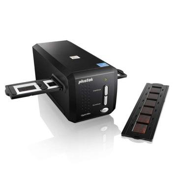 Слайд сканер Plustek OpticFilm 8200i SilverFast доставка товаров из Польши и Allegro на русском