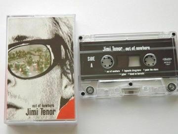 Jimi Tenor - Out Of Nowhere MC доставка товаров из Польши и Allegro на русском
