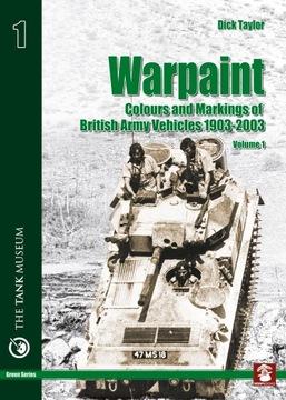 Warpaint Vol 1 Colours and Markings of British доставка товаров из Польши и Allegro на русском