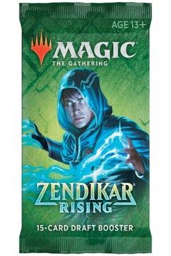 MTG Zendikar Rising DRAFT Booster Pack доставка товаров из Польши и Allegro на русском