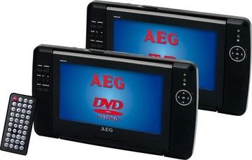 МОБИЛЬНЫЙ АВТОМОБИЛЬНЫЙ DVD ПОДГОЛОВНИКИ USB SD доставка товаров из Польши и Allegro на русском