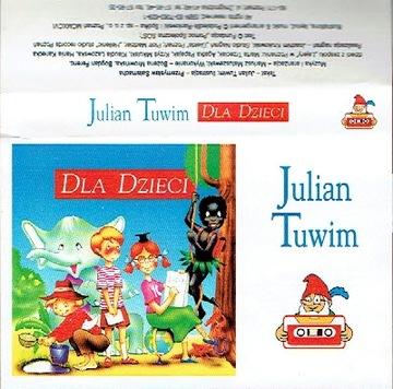 Юлиан Тувим для детей /MC доставка товаров из Польши и Allegro на русском