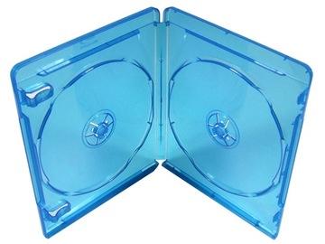 Pudeła на 2x Blu-ray 11 мм BD-R Синий 10 шт доставка товаров из Польши и Allegro на русском