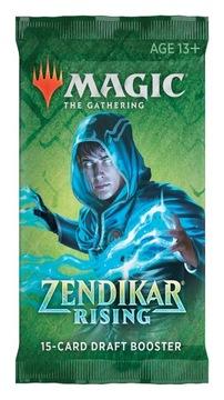 Magic the Gathering Zendikar Rising Draft Booster доставка товаров из Польши и Allegro на русском